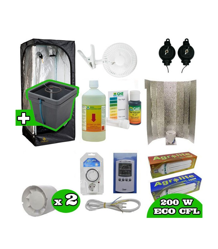 Kit chambre de culture complet best pack bouturage for Chambre de culture kit complet cannabis