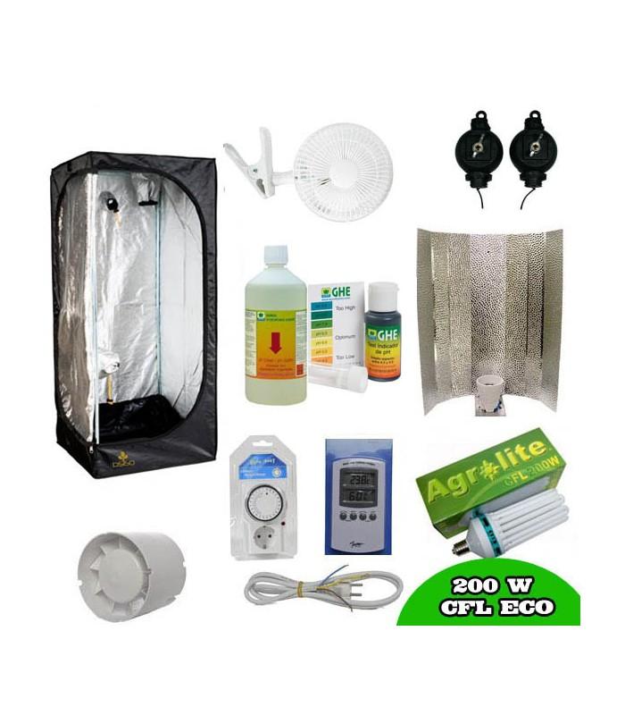 Kit chambre de culture elegant chambre de culture kit for Chambre de culture kit complet cannabis