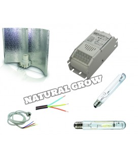 PACK COMPLET 250 WATTS MH REFLECTEUR SIMPLE