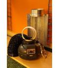 PACK COOL TUBE + EXTRACTEUR PRIMA KLIMA 425 M3/H DIAMETRE 125 mm