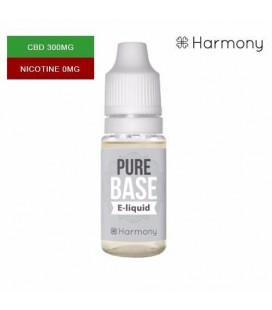 E LIQUIDE PURE BASE CBD 10 ML ( 300 MG )