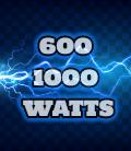 AMPOULES 600 ET 1000 WATT