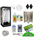 PACK COMPLET CHAMBRE DE CULTURE 200 WATTS CFL