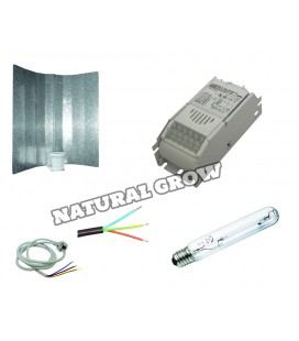 PACK COMPLET 250 WATT HPS REFLECTEUR SIMPLE