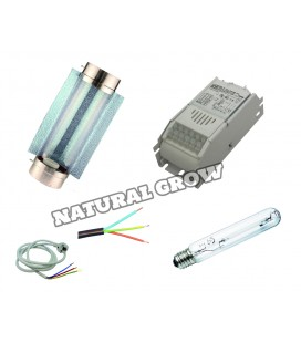 PACK COMPLET 250 WATT HPS REFLECTEUR COOL TUBE