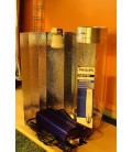 PACK COMPLET LUMATEK 250 WATT MH REFLECTEUR COOL TUBE