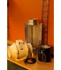 PACK COOL TUBE + EXTRACTEUR TT 550 M3/H DIAMETRE 150