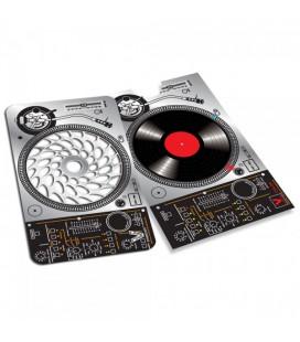 GRINDER CARTE PLATINE DJ