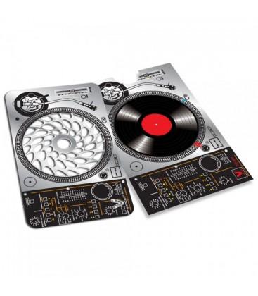 GRINDER CB PLATINE DJ