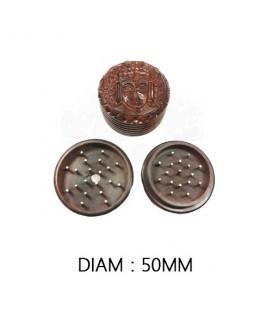 GRINDER BOIS EMMANTE BUDDHA 50mm